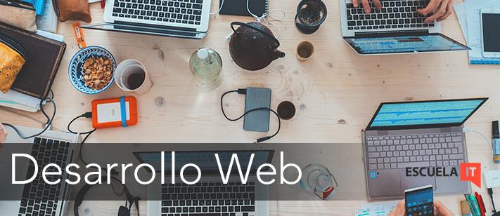 Imagen de Desarrollo Web
