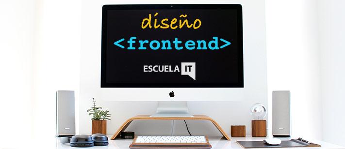 Imagen de Diseño Frontend