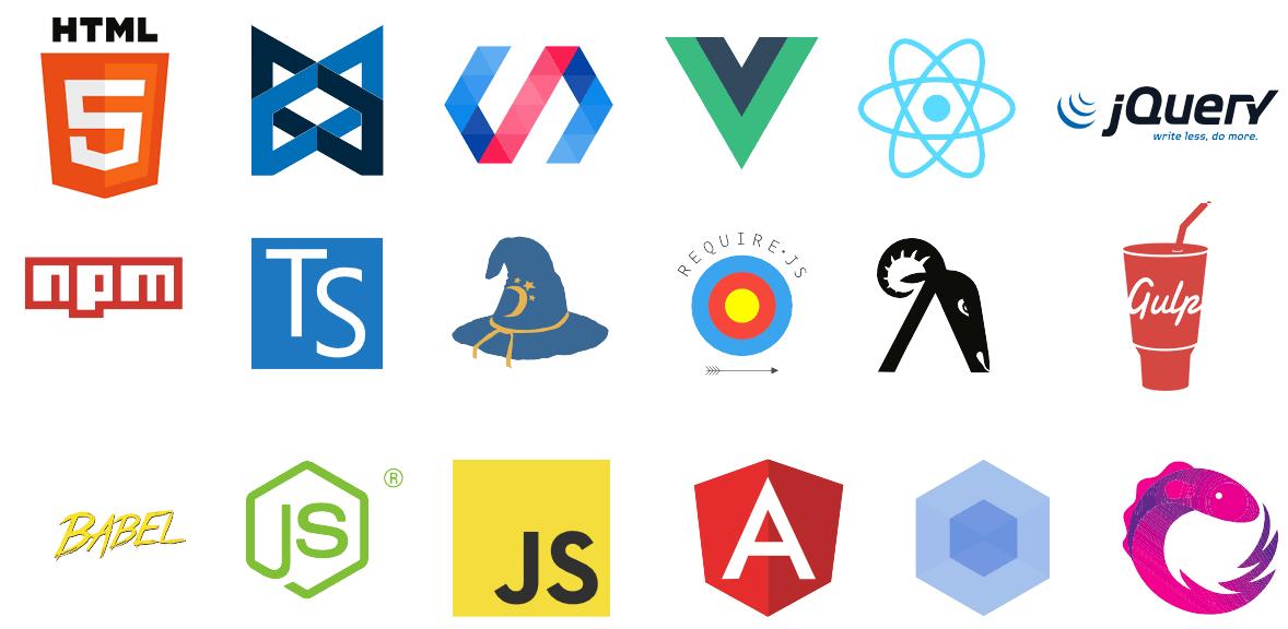 Imagen de Librerías Javascript