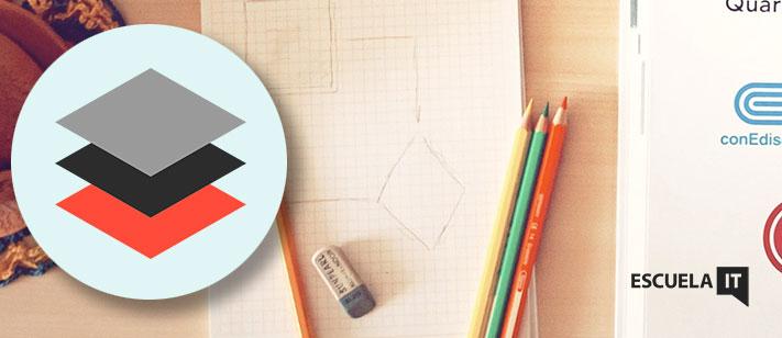 Imagen de Maquetación web